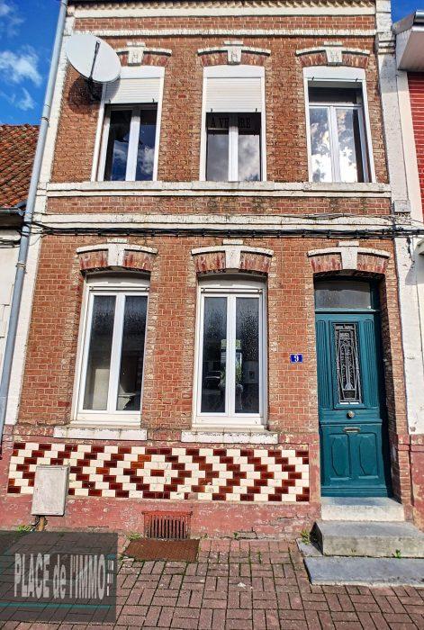 VenteMaison/VillaAUXI-LE-CHATEAU62390Pas de CalaisFRANCE
