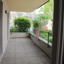 Appartement terrasse-garage