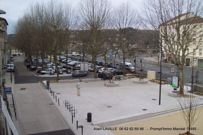 Centre vienne 38200 place st louis appt t3 4 de loi carrez id al 1er achat ou pour - Code postal port saint louis ...