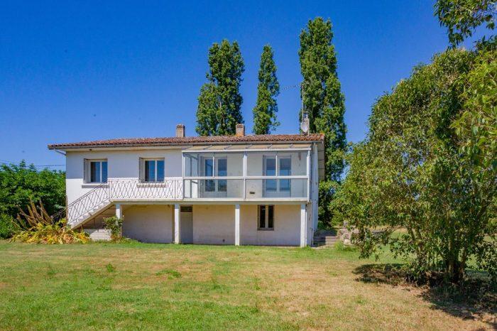 maison villa vente france m tres carr s 155 dans le domaine de couthures sur garonne lot et garonne