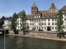2 pièces 56 m² Strasbourg  Appartement