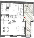 Appartement 46 m² Bordeaux Chartrons 2 pièces