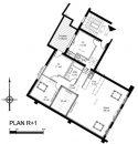 Appartement  Bordeaux  116 m² 4 pièces