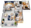 Programme immobilier 0 m² Mérignac   pièces