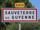 Terrain 0 m² Sauveterre-de-Guyenne   pièces