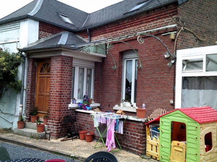 photo de Maison à louer Brissy-Hamégicourt