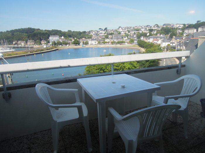 photo de Grand Studio pleine vue mer avec balcon