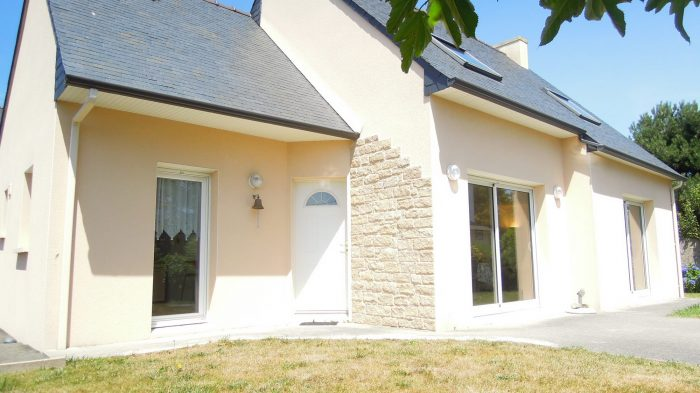Magnifique maison contemporaine idéalement située au centre ...