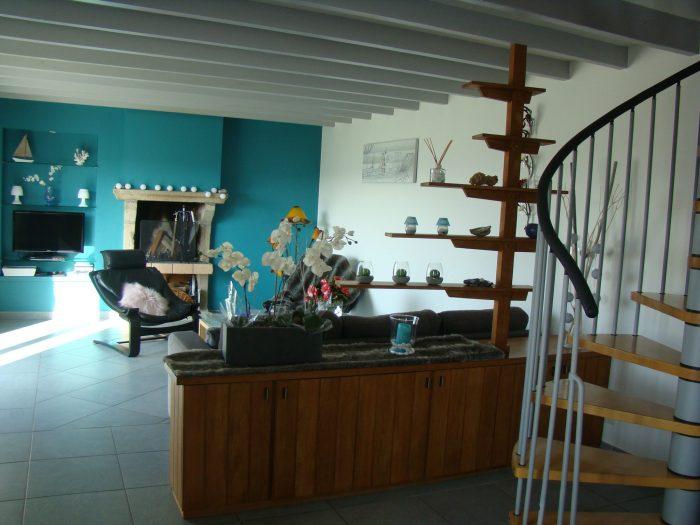 Maison rénovée vue mer ! - Rizzoni, Agence immobilière à Trébeurden