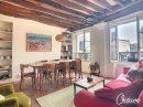 Appartement 3 pièces Paris  56 m²