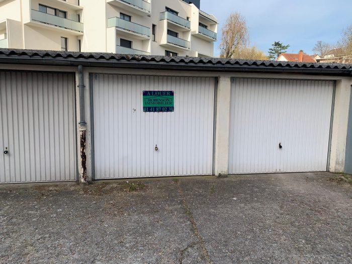 Location annuelleGarage/ParkingLE PLESSIS ROBINSON92350Hauts de SeineFRANCE