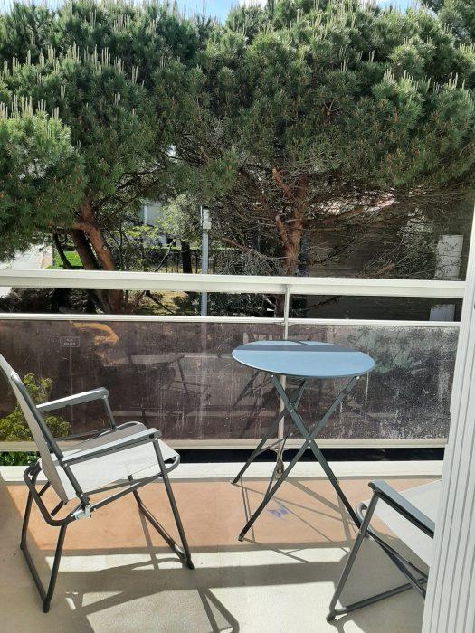 2 pièces 26 m² Appartement Saint-Georges-de-Didonne