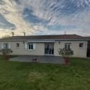Maison Naintré  96 m² 6 pièces