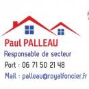 Terrain  Paulnay  0 m²  pièces