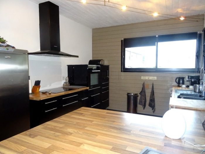 Maison contemporaine Saumos 218 m²