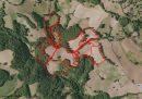 Propriété <b class='safer_land_value'>16 ha 17 a 11 ca</b> Cantal
