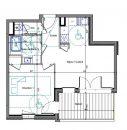 Appartement 41 m² Annemasse  2 pièces