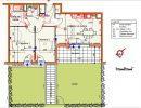 Appartement 66 m² 3 pièces Miribel