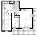 Appartement  Évian-les-Bains  68 m² 3 pièces