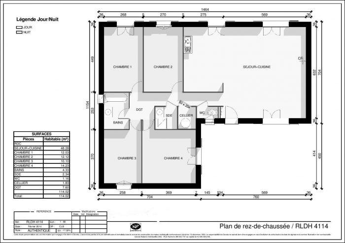 Construction Maison Plain Pied Avec Sous