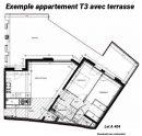 Appartement 83 m² Collioure  3 pièces