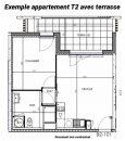 Appartement 42 m² Perpignan  2 pièces