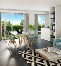 Appartement 49 m² Sainte-Foy-lès-Lyon  2 pièces