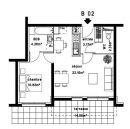 Appartement 44 m² Verneuil-sur-Avre  2 pièces