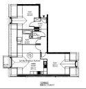 Appartement Lisieux  67 m² 3 pièces