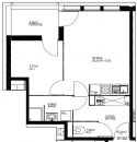 Appartement  Salouël  41 m² 2 pièces