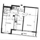 Appartement Guyancourt  52 m² 2 pièces