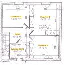 Maison  Fontenay-le-Fleury  88 m² 4 pièces