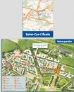 Appartement  Saint-Cyr-l'École  64 m² 3 pièces