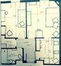 Appartement 37 m²  2 pièces