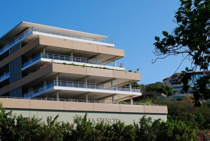 3-bedrooms condo in a secured residence