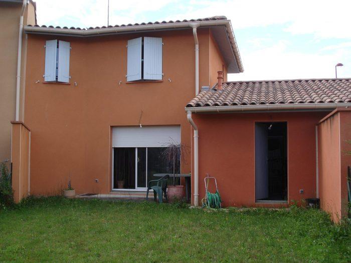 Agr able maison t4 garage agence du taur toulouse for Garage du canal frouzins