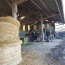 Exploitation agricole laitière 750 000l entre Rennes et Vitré sur 100ha SAU