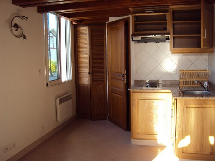 Appartement 27 m² 1 pièces