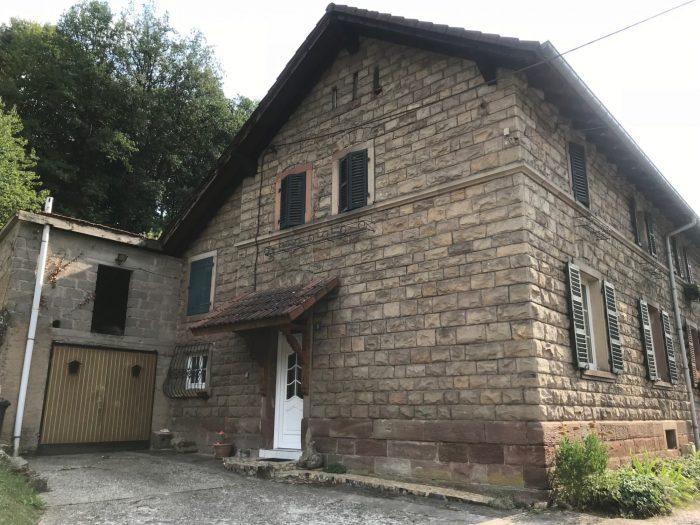 photo de Maison à vendre Meisenthal
