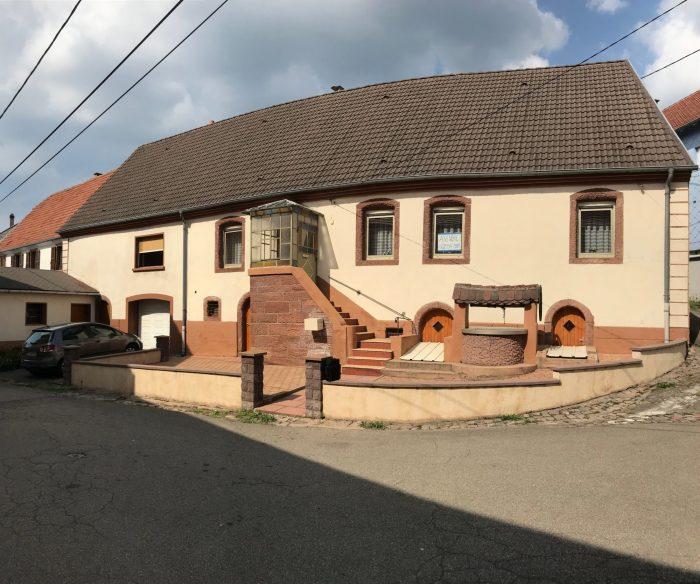 photo de Maison à vendre Lemberg