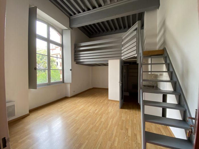 photo de T1 bis les Carmes 36m²