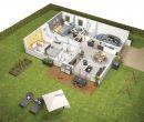 Programme immobilier  Aussonne  0 m²  pièces