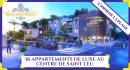Saint-Leu OUEST  Appartement 39 m² 1 pièces