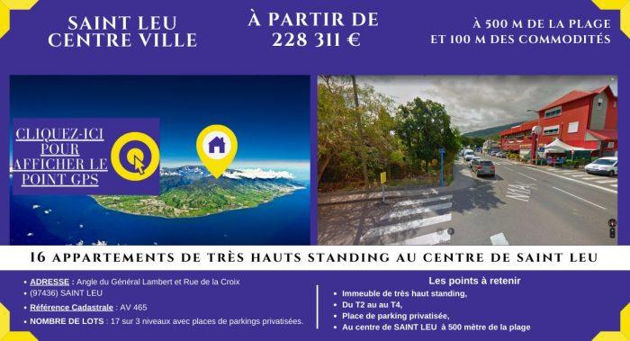 Photo Les Burgots D'or_ T4 de prestige au centre de SAINT LEU image 8/9