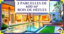 Terrain 0 m² Saint-Denis NORD  pièces