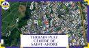 Terrain 320 m² Saint-André EST  pièces