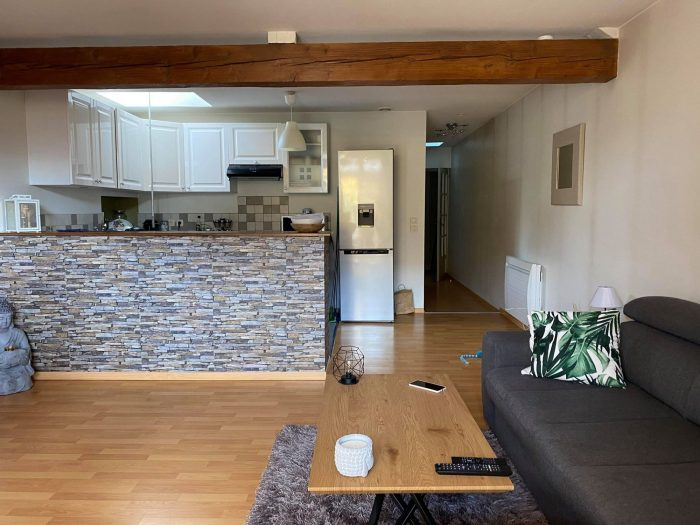 Appartement T3 en duplex