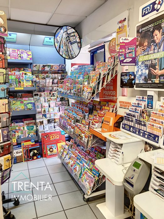 Tabac Presse centre ville