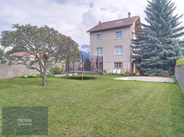Maison 160m² - Pierre Châtel