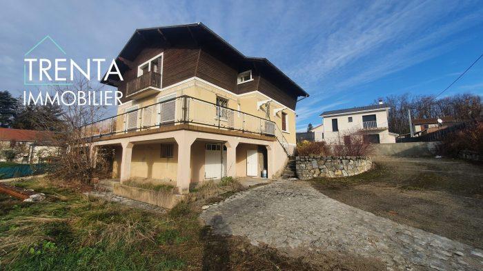 Maison à rénover T7+C 160 m²
